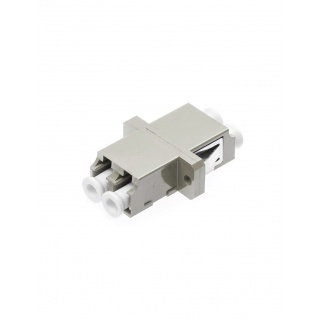 Adapter LC/UPC duplex MM
