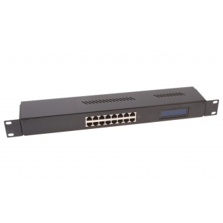 Adapter PoE 8p RACK 19
