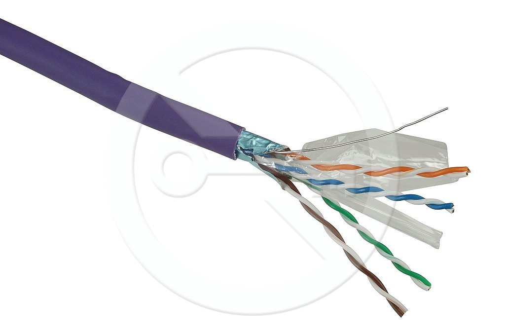 cat6 kabel installation