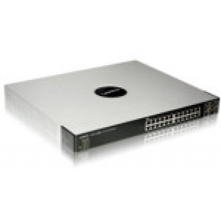 Cisco SGE2000-EU Linksys One ready 24xGE, 4xSFP