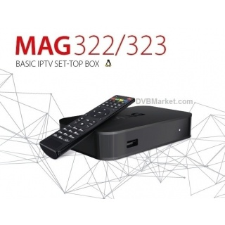 IPTV SET-TOP BOX MAG322