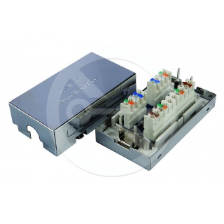 KRJS45-VEB5 Kat 5e Junction Box Ekranowany