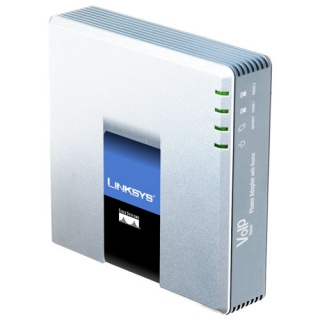 Linksys Cisco SPA3102-EU IPF Ready