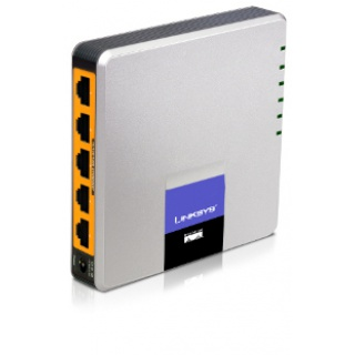 Linksys EG005W 5-port Gigabit Workgroup Switch