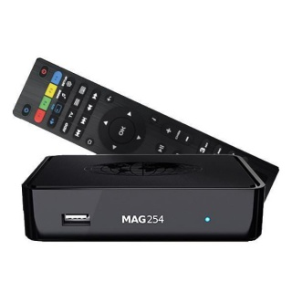 IPTV set-top-box MAG-254W1
