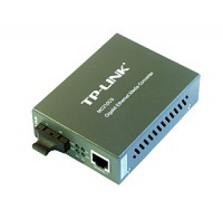TP-LINK MC210CS 10/100/1000 RJ45 to 1000M single-mode SC fiber konverter