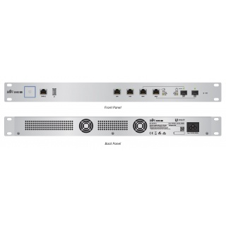 UBIQUITI USG-PRO-4 UniFi Security Gateway PRO, 4 port